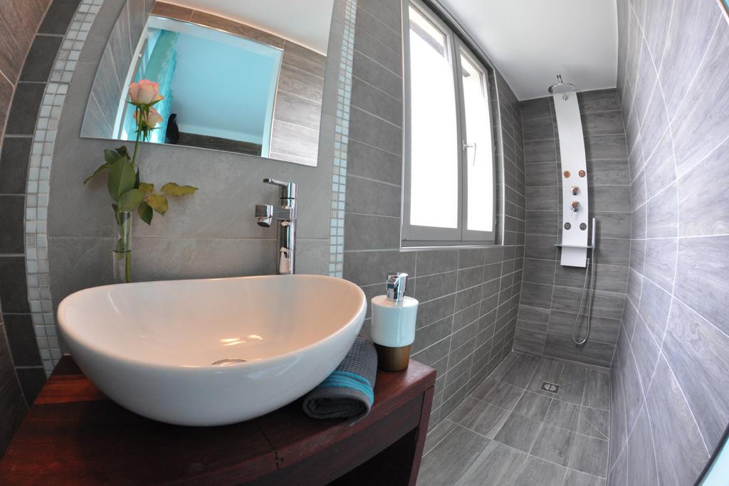 salle bain chambre hotes